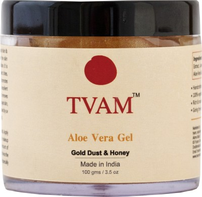 TVAM Gold Dust & Honey Gel