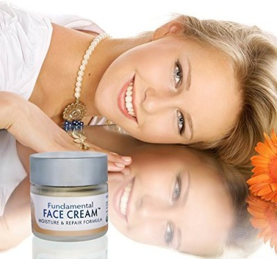 Fundamental Earth Fundamental Face Cream - Moisture & Repair Formula - Organic Face Cream