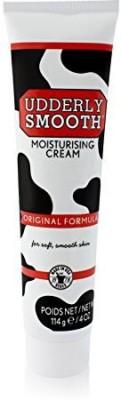 Udderly Smooth Udder Cream, Skin Moisturizer, Tube