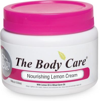 the body care Nourishing Lemon Cream