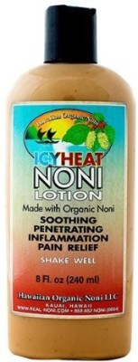 Hawaiian Health Ohana Icy Heat Noni Lotion(240 ml)