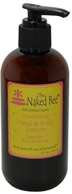 The Naked Bee Grapefruit Blossom Honey Hand & Body Lotion Pump