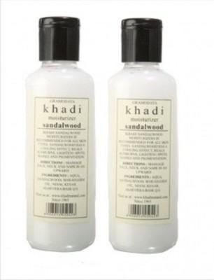 Khadi Natural Sandalwood(420 ml)