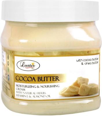 Luster Cocoa Butter Moisturizing & Nourishing Cream