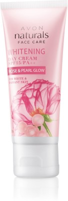 Avon Naturals Rose Whitening cream SPF15