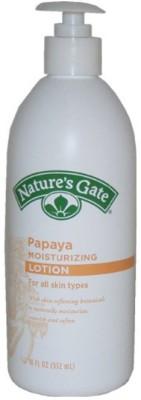 Nature,S Papaya Moisturizing Lotion