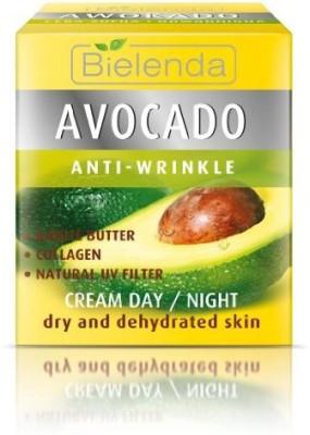 Bielenda Avocado Day/Night Cream for dry and dehydrated skin (50 ml)