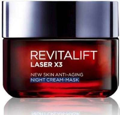 L,Oreal Paris Paris Revitalift Laser X3 Night Cream