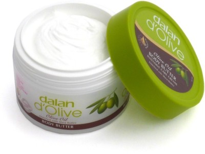 Dalan D,Olive Body Butter Intensive Care Cream