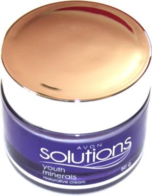Avon Solutions Youth Minerals Restorative Night Cream