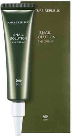 Nature Republic Snail Solution Eye Cream(30 ml)