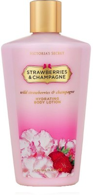 Victoria's Secret Strawberries & Champagne Hydrating Body Lotion
