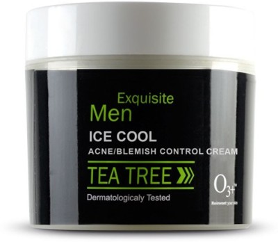 O3+ Exquisite Men Ice Cool acne/ Blemish Control Cream