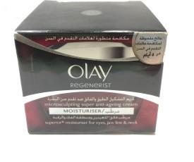 Olay Regenerist Moisturiser Anti Ageing (Made in Poland)