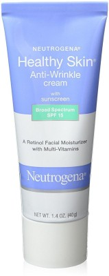 Neutrogena Healthy Skin Anti-wrinkle Cream Spf 15(40 g)