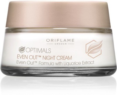 Oriflame Sweden OrOptimals EVEN OUT Night Cream