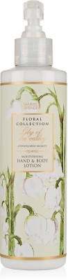 Floral Collection M&S Lily Of The Valley Hand & Body Lotion