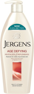 Jergens Age Defying Multi-Vitamin Moisturizer(399 ml)