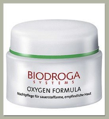 Biodroga Oxygen Formula, Day and Night Care, for Sallow Dry Skin ( )