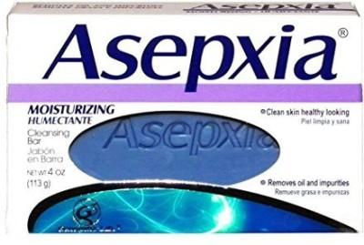 Asepxia moisturizing soap 3.53 oz - jabon humectante