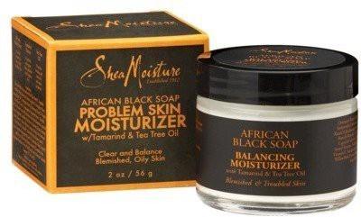Shea Moisture SheaMoisture African Black Soap Problem Skin Moisturizer