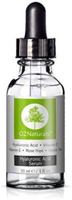 OZ Naturals The Best Hyaluronic Acid Serum For Skin(30 ml)