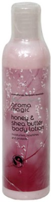 Aroma Magic Honey & Shea Butter Body Lotion