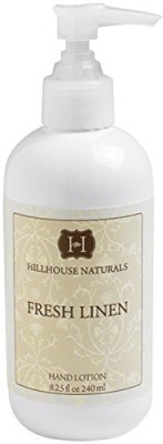 Hillhouse Naturals Fresh Linen Collection Hand Lotion