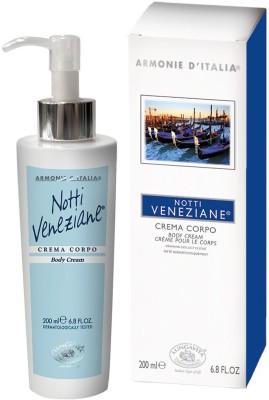 Bottega Di Lungavita Aromatherapy Venetian Nights Body Cream