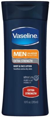 VASELINE MENbody 24-HOUR MOISTURE EXTRA STRENGHT