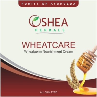 Oshea Herbals Wheatcare,Wheatgerm Nourishment Cream 50gm
