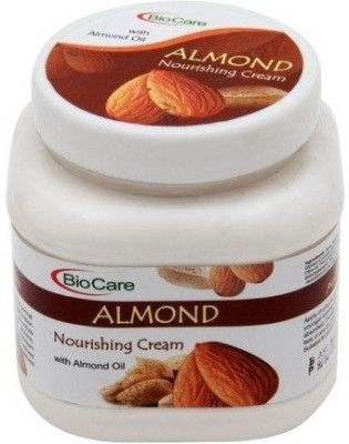 Biocare Face And Body Cream Almond