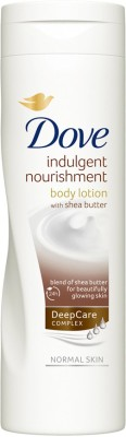 Dove Indulgent Nourishment Shea Butter Body Lotion