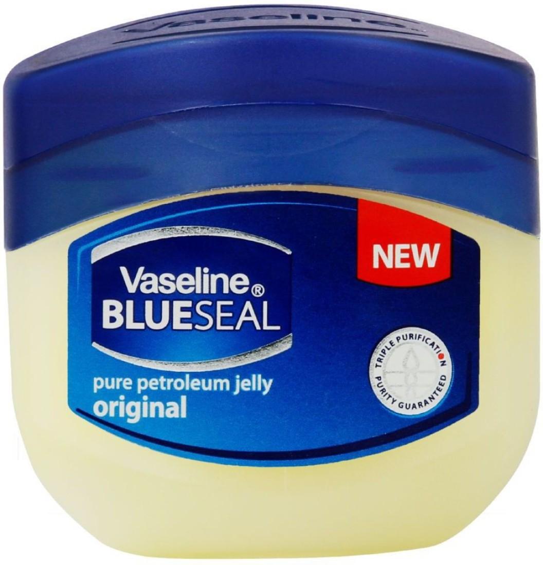Vaseline Blue seal Pure Petroleum Jelly Original(100 ml)