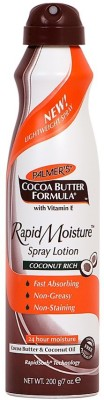 Palmers Cocoa Butter Formula Rapid Moisture Coconut Rich Spray
