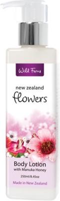 Wild Ferns New Zealand Flowers Sensuous Body Lotion