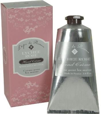 L,Epi de Provence 75 ml/2.6 fl oz lychee rose hand cream