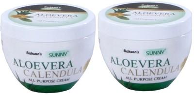Bakson's Sunny Aloevera Calendula (Pack Of 2)