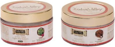 Indus valley Set of 2 Cream (Light Day Cream & Night Cream)