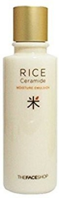 The Face Shop Rice & Ceramide Moisture Emulsion-the For All Skin Types(200 g)