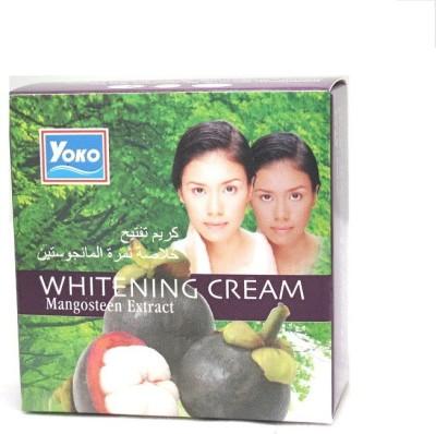 Yoko Whitening Cream With Mangosteen Extract