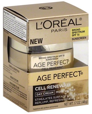 LOREAL PARIS Age Perfect Cell Renewal Day Cream