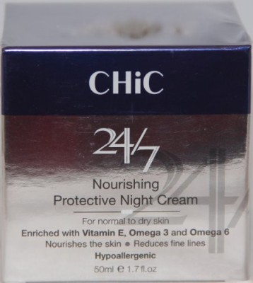 Chic Cosmetic Chic 24/7 Nourishing Protective Night Cream