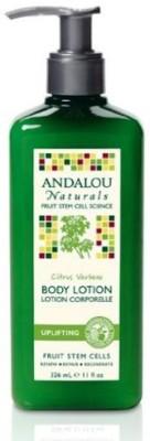 Andalou Naturals Verbena Uplifting Body Lotion, Citrus