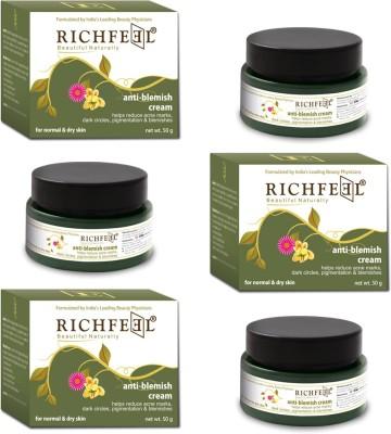 Richfeel Anti Blemish Cream 50g (Pack Of 3)