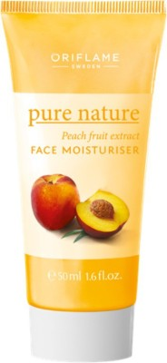 Oriflame Sweden Pure Nature Peach Fruit Extract Face Moisturizer