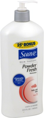 Suave Powder Fresh Body