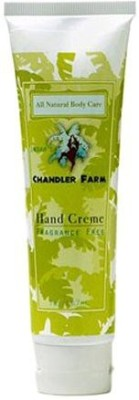 Chandler Farm Indah's Hand Cream, Fragrance Free