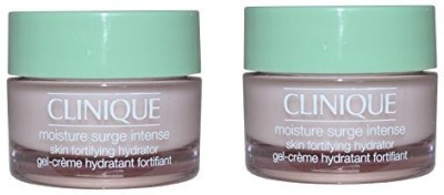 Clinique Lot of 2 Moisture Surge Intense Skin Fortifying Hydrator Gel-cream / 15ml Travel Size Total 1 / 30ml