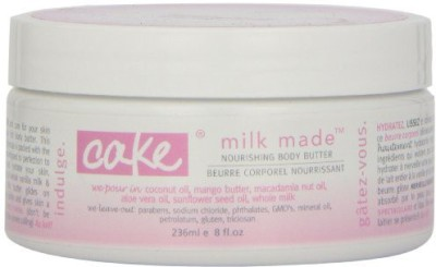 Cake Beauty Milk Made Nourishing Body Butter